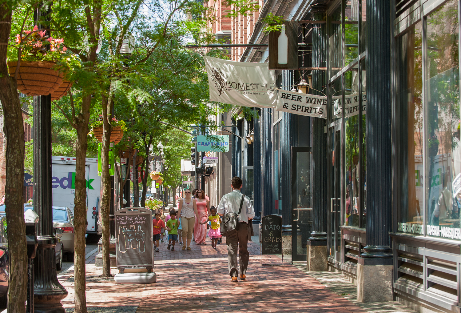 CNU -NE works to unite the New Urbanist movement through networking, collaboration, and education. -