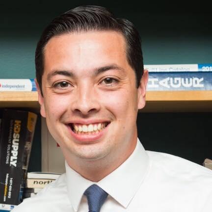 James A. Diossa - Mayor of Central Falls, Rhode Island