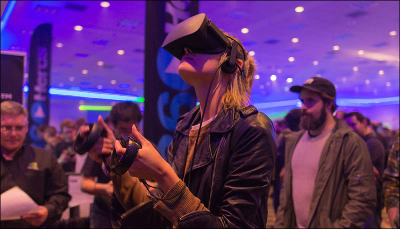VR: the future of the experiential event?