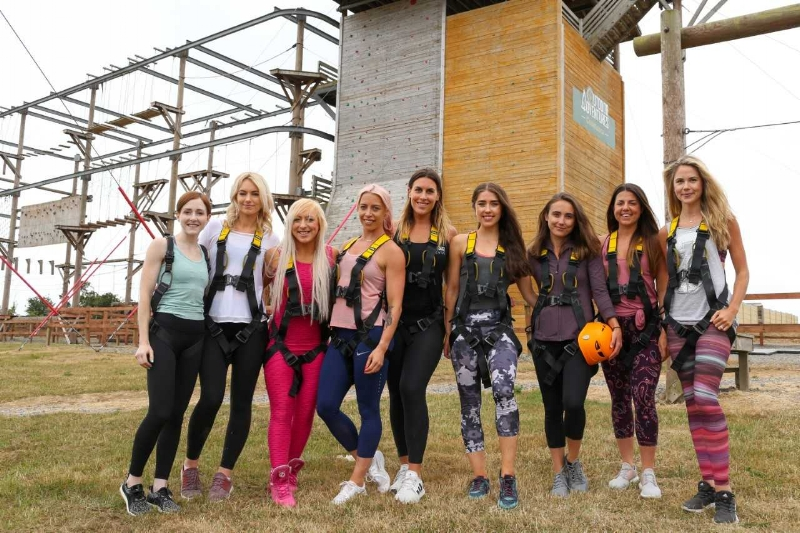 At a recent Bio-Kult experience, guests tackled their fears and 'trusted their gut'.