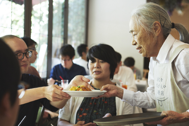 Japan's Restaurant of Mistaken Orders concept helps to destigmatise dementia in a country with a rapidly ageing population.