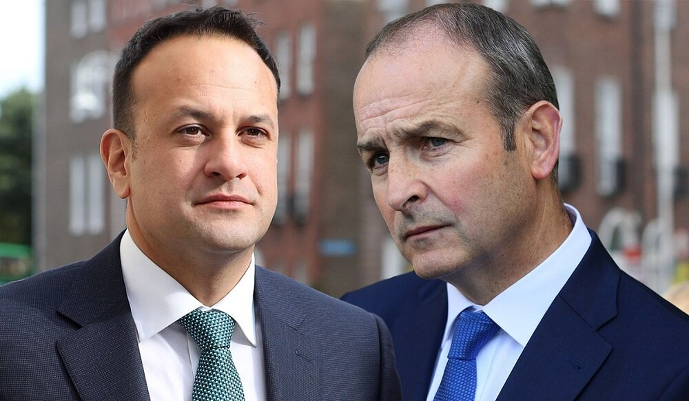 The 2020 general election will break Fine Gael and Fianna Fáil's 'non-aggression pact'.