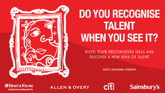 Do you recognise talent when you see it?