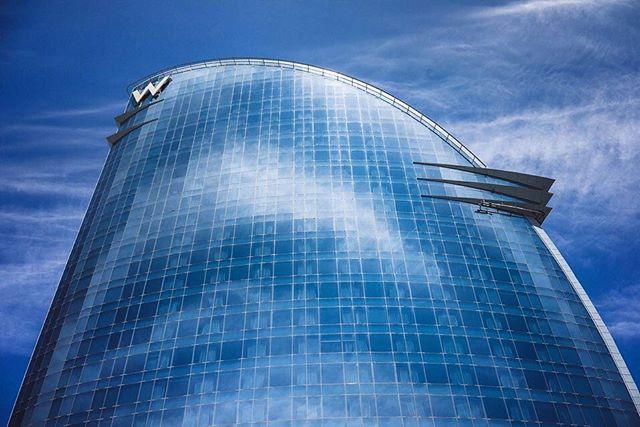 Always spectacular. | W Hotel Barcelona | #theluxebook @w_barcelona @whotels