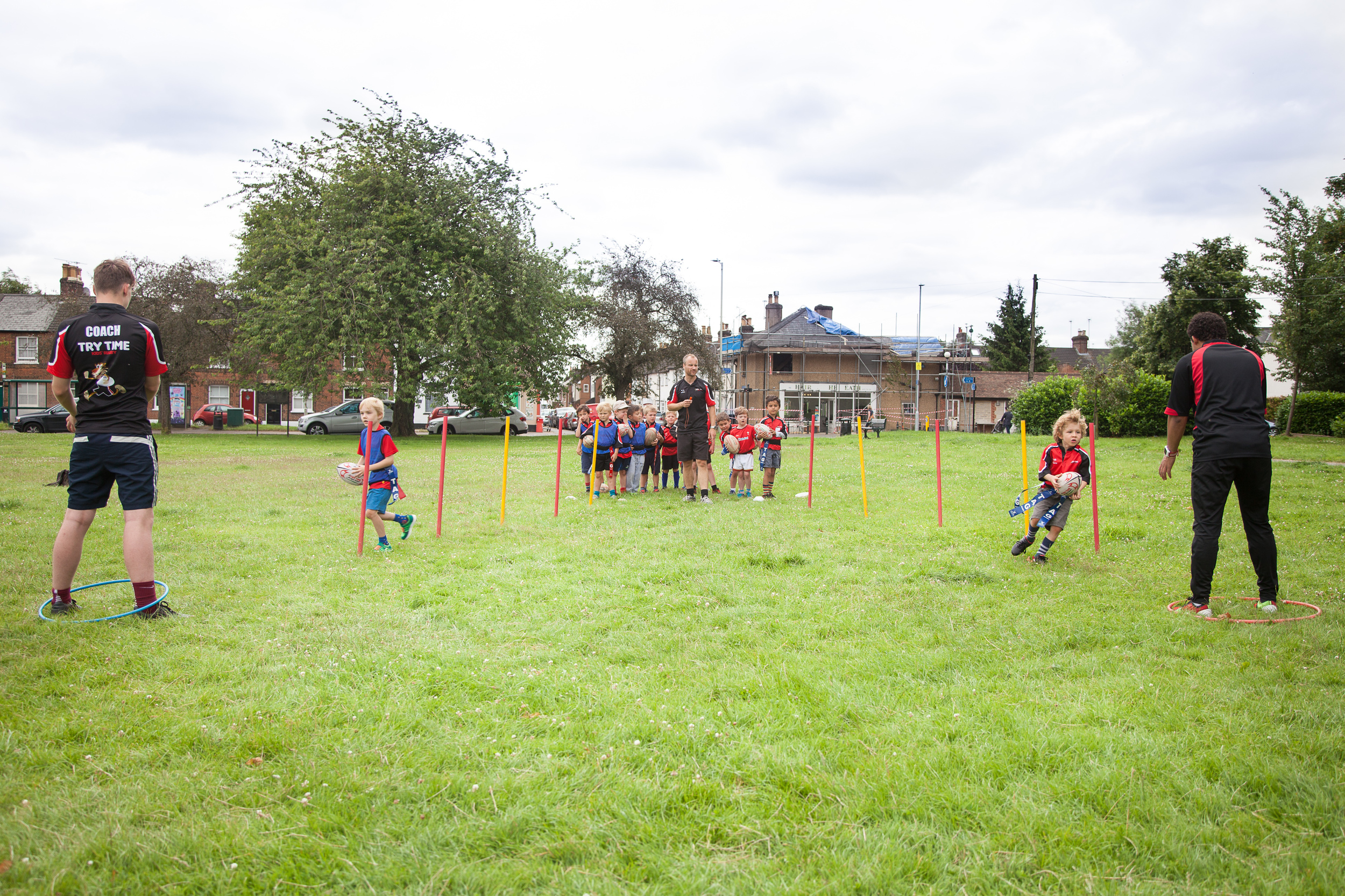 kids rugby for 5 year olds