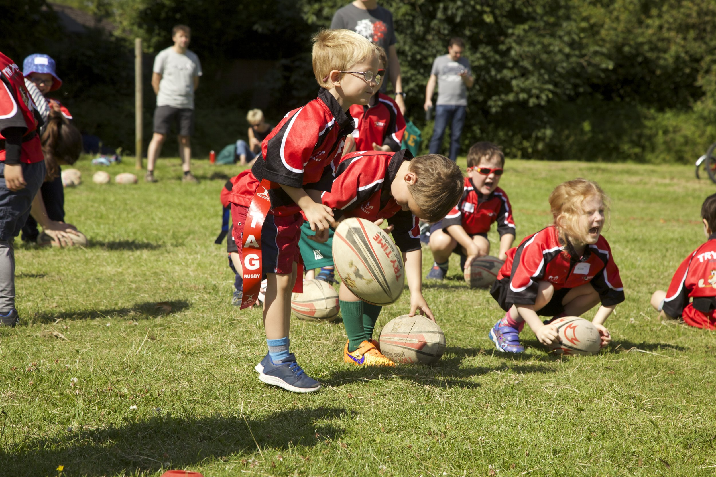 kids rugby for 2 year olds