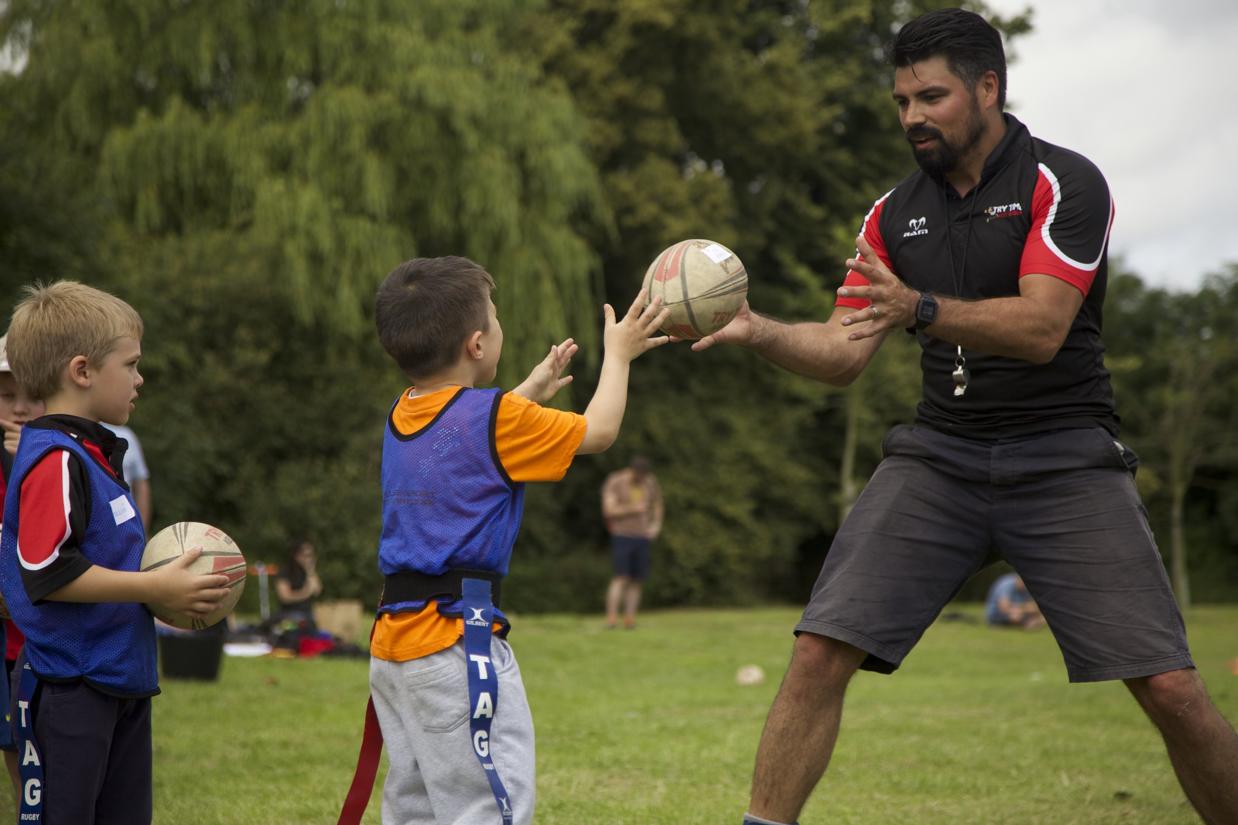 rugby for 5 year olds