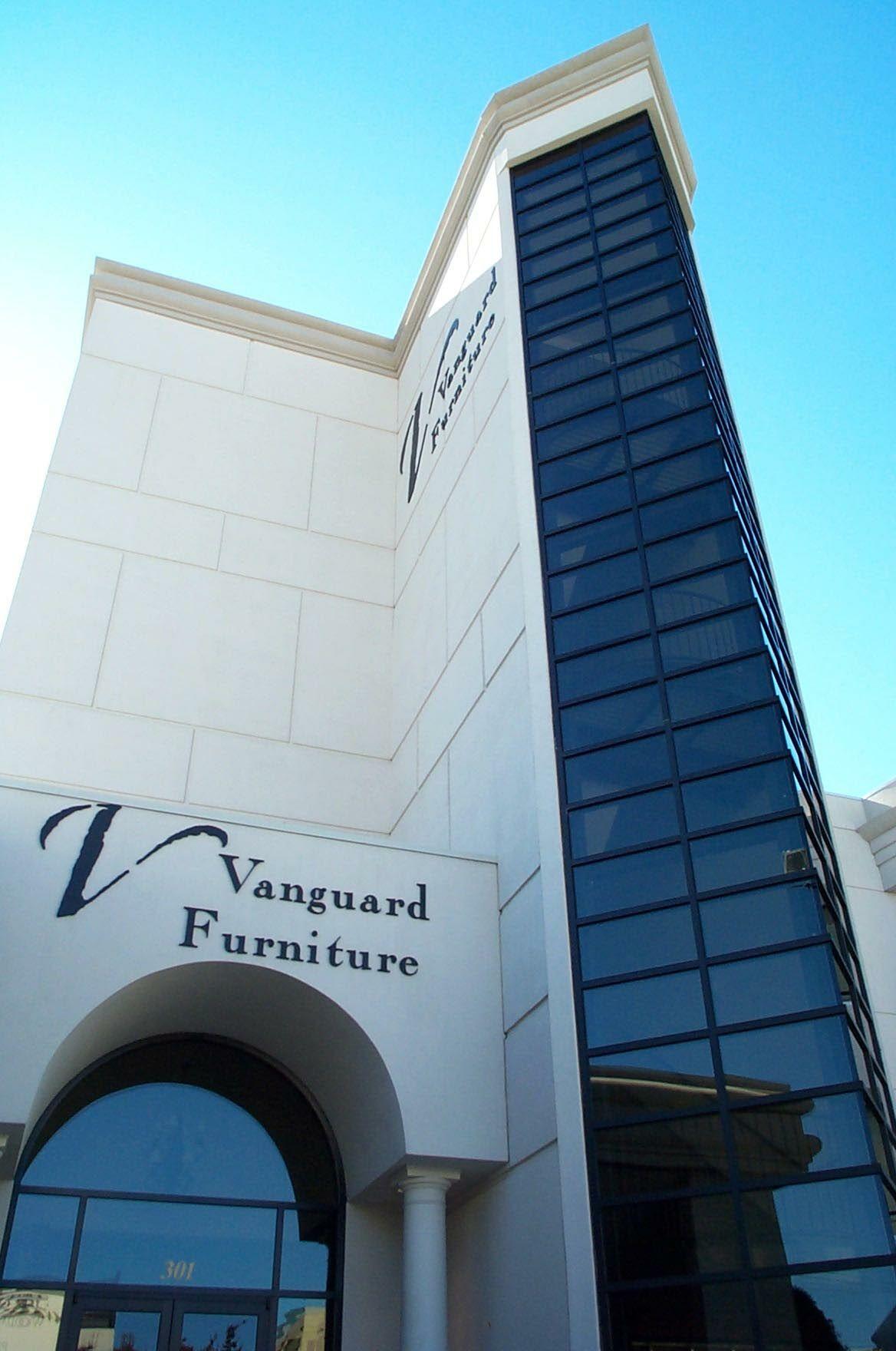 Vanguard Furniture Showroom