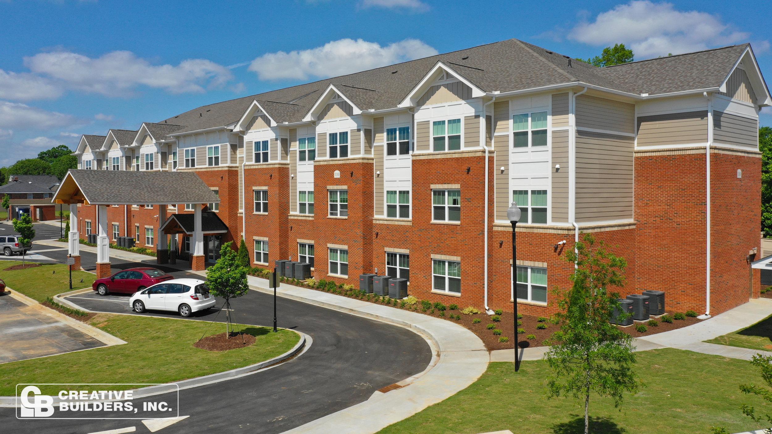 Parkside at Drayton | Spartanburg, SC  (May, 2019)