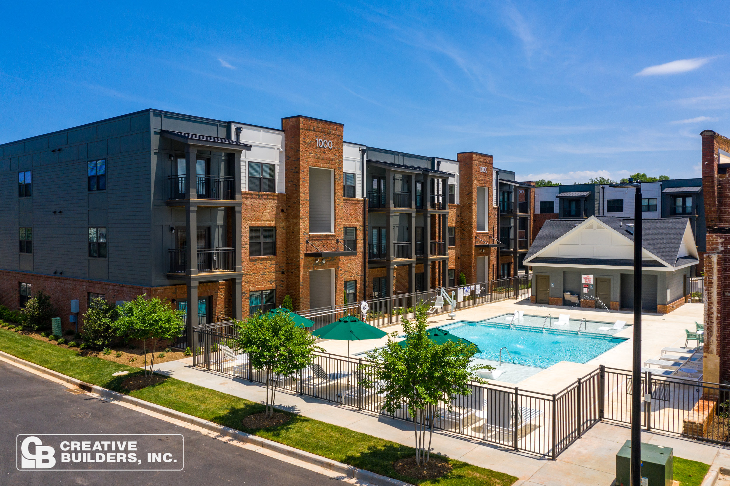 Cotton Mill Commons | Simpsonville (June, 2019)
