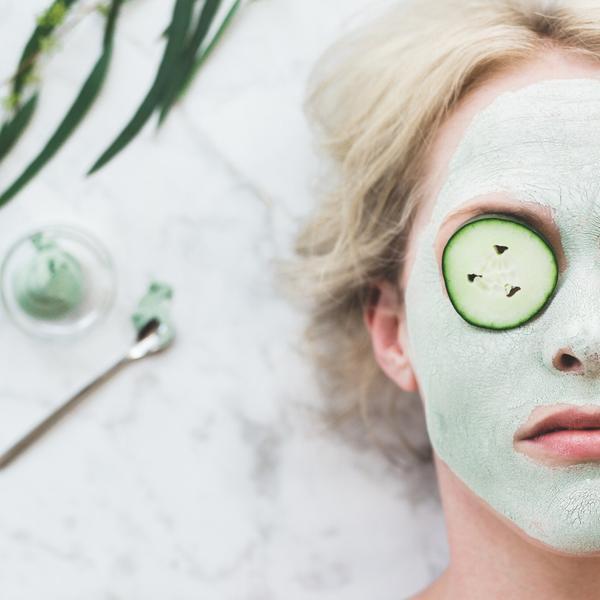 natural organic holistic facial