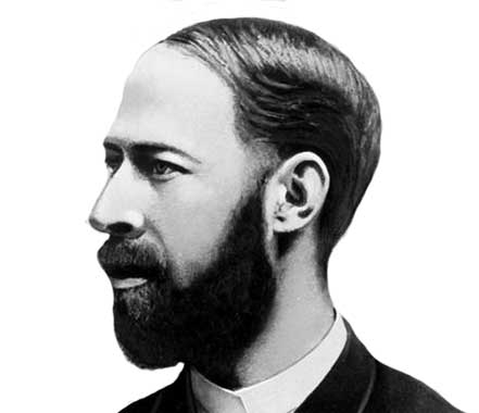 Heinrich Rudolf Hertz (1857–1894) was a German physicist who first conclusively proved the existence of the electromagnetic waves theorized by the electromagnetic theory of light.