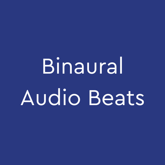 "Subtle pulses or ""beats"" are created when slightly offset tones are played through headphones. Heinrich Wilhelm Dove discovered this effect in 1839. The effect on brainwaves depends on the difference in frequencies of each tone: for example, if 300 Hz was played in one ear and 310 in the other, then the binaural beat would have a frequency of 10 Hz. The beats synchronize the cerebral hemispheres and help produce the correct conditions for neural pathway re-establishment (also known as ""entrainment""). This results in deep relaxation during treatment!"