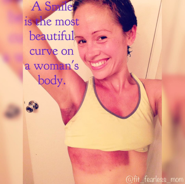 Anne_Pursell_Fit_Fearless_mom_smile_Cancer