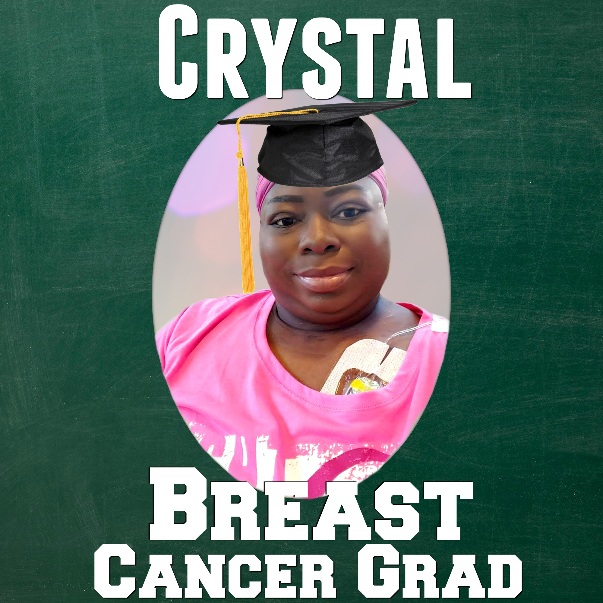 Crystal Johnson Cancer Grad Yearbook CancerGrad Breast Cancer