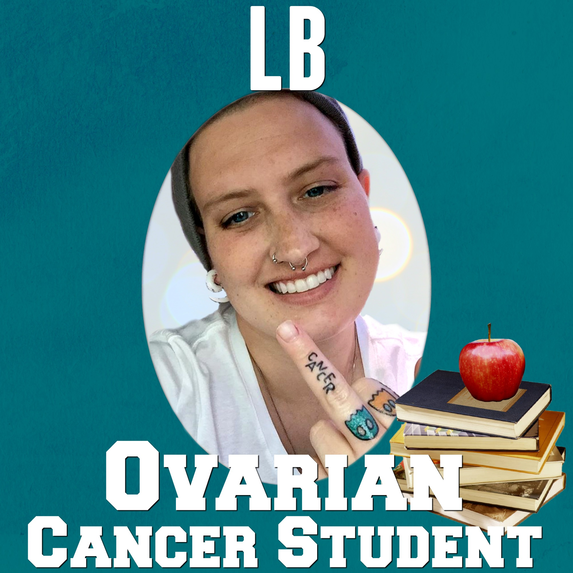 LB Ovarian Cancer Student CancerGrad Yearbook