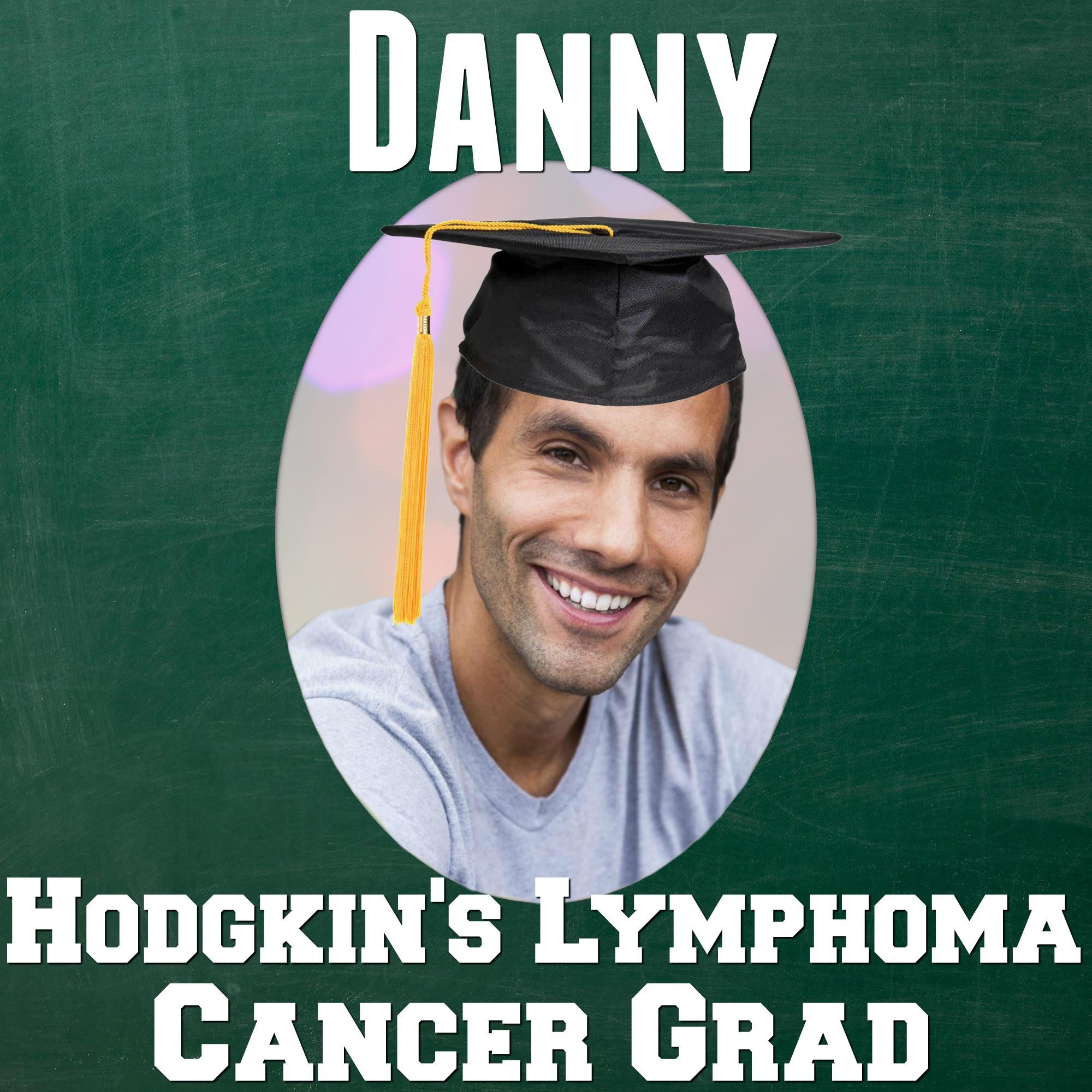 Danny Alotta Lymphoma Hodgkins CancerGrad Yearbook Cancer Grad