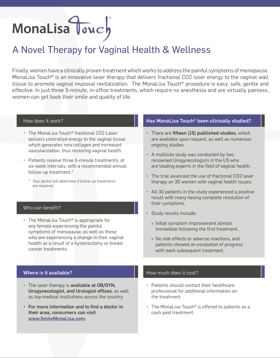 MLT Fact Sheet
