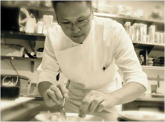 Chef Chris Leung