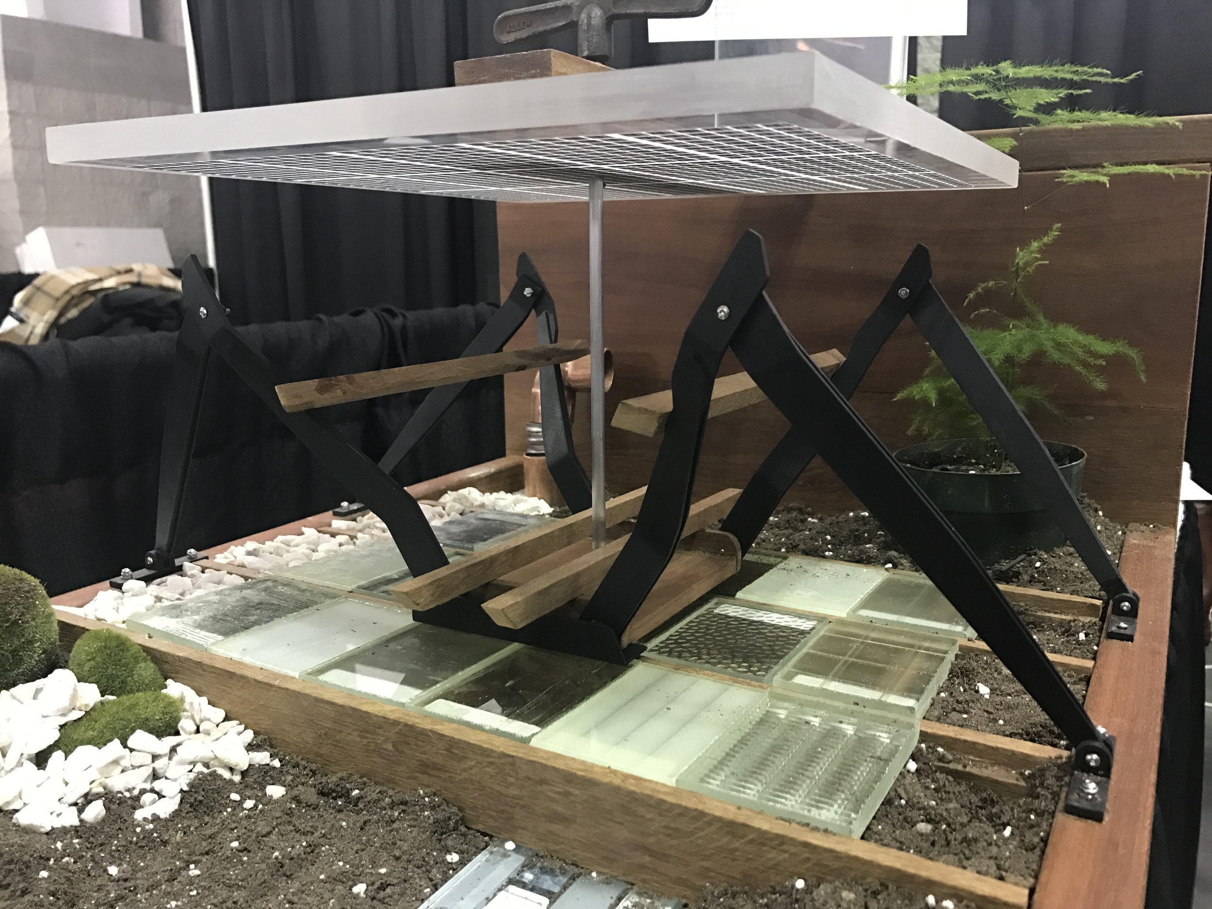 inhabit SOLAR model cabana