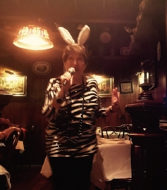 Joan Jaffe in The Spotlight at Parnell's (NYC)