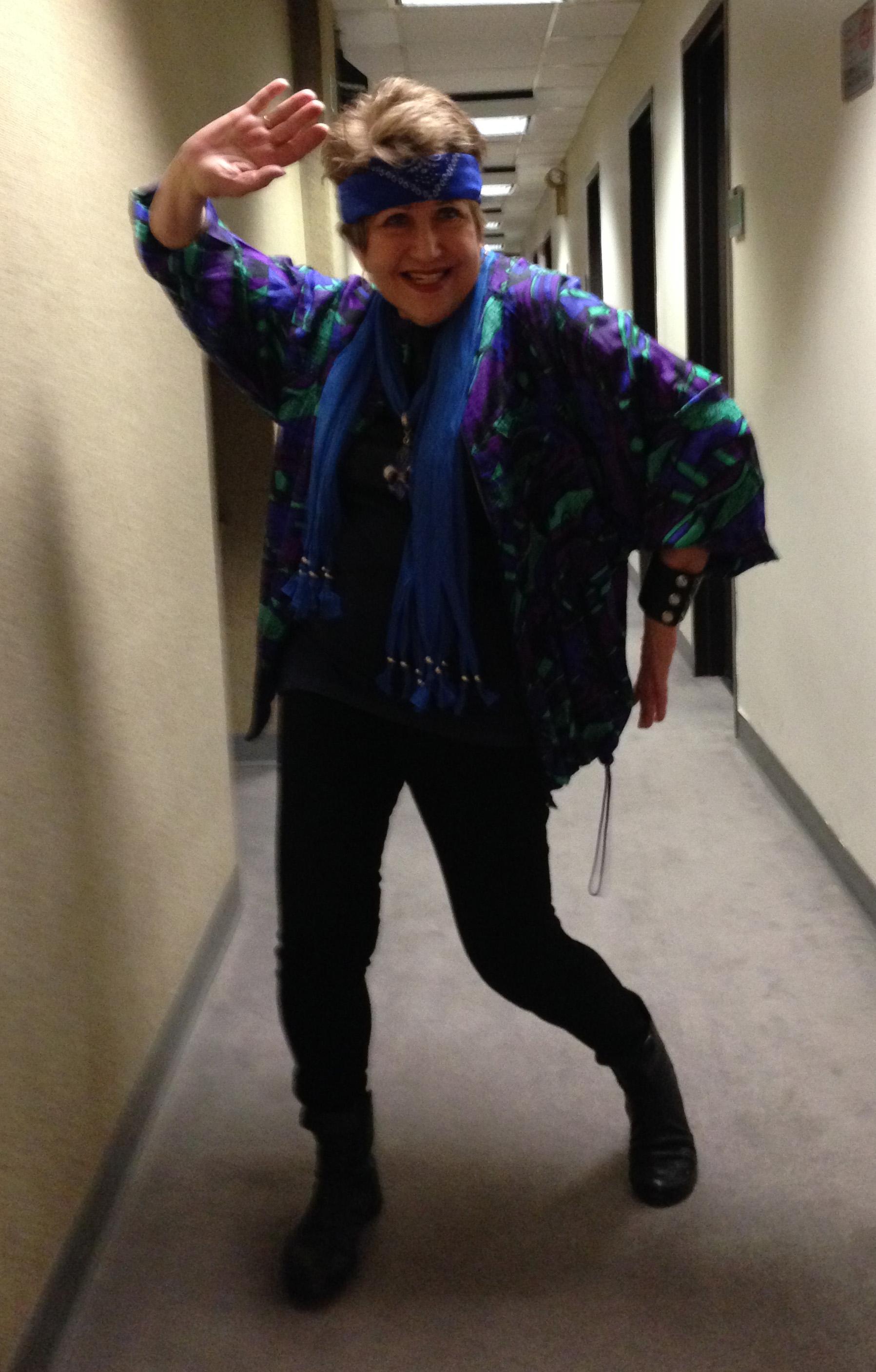 SNL Short - DANCING  - Prof. Skillz