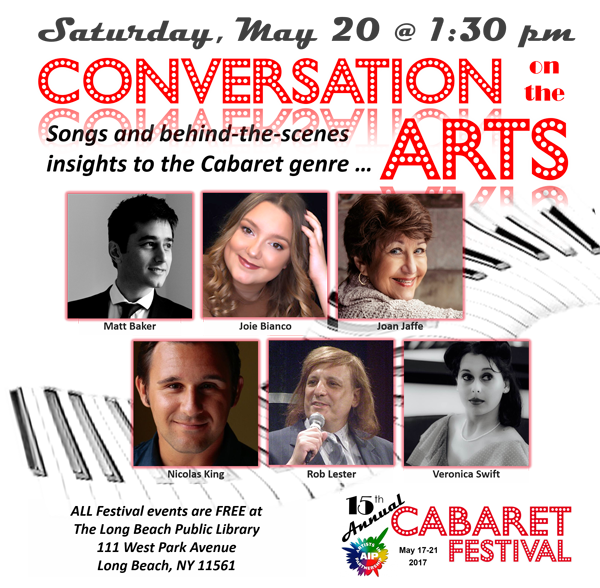 15th Annual Cabaret Festival