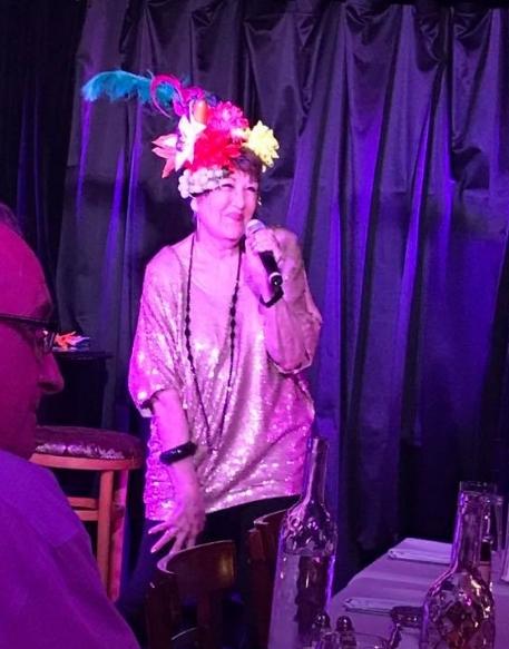 Joan Jaffe's FOOD  at Pangea