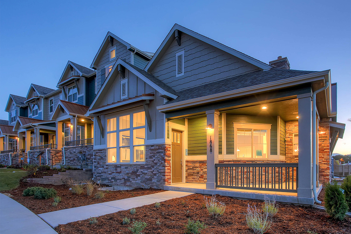 Elate Townhome Collection