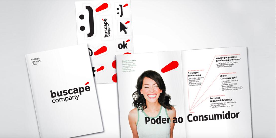 "Brand Book:Brand Essence ""Power to consumer"""