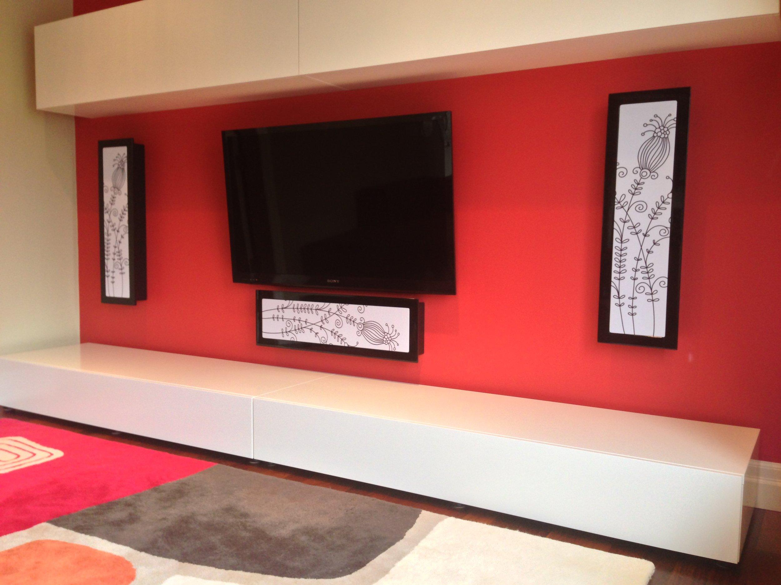 Sound Frame, speakers as ART