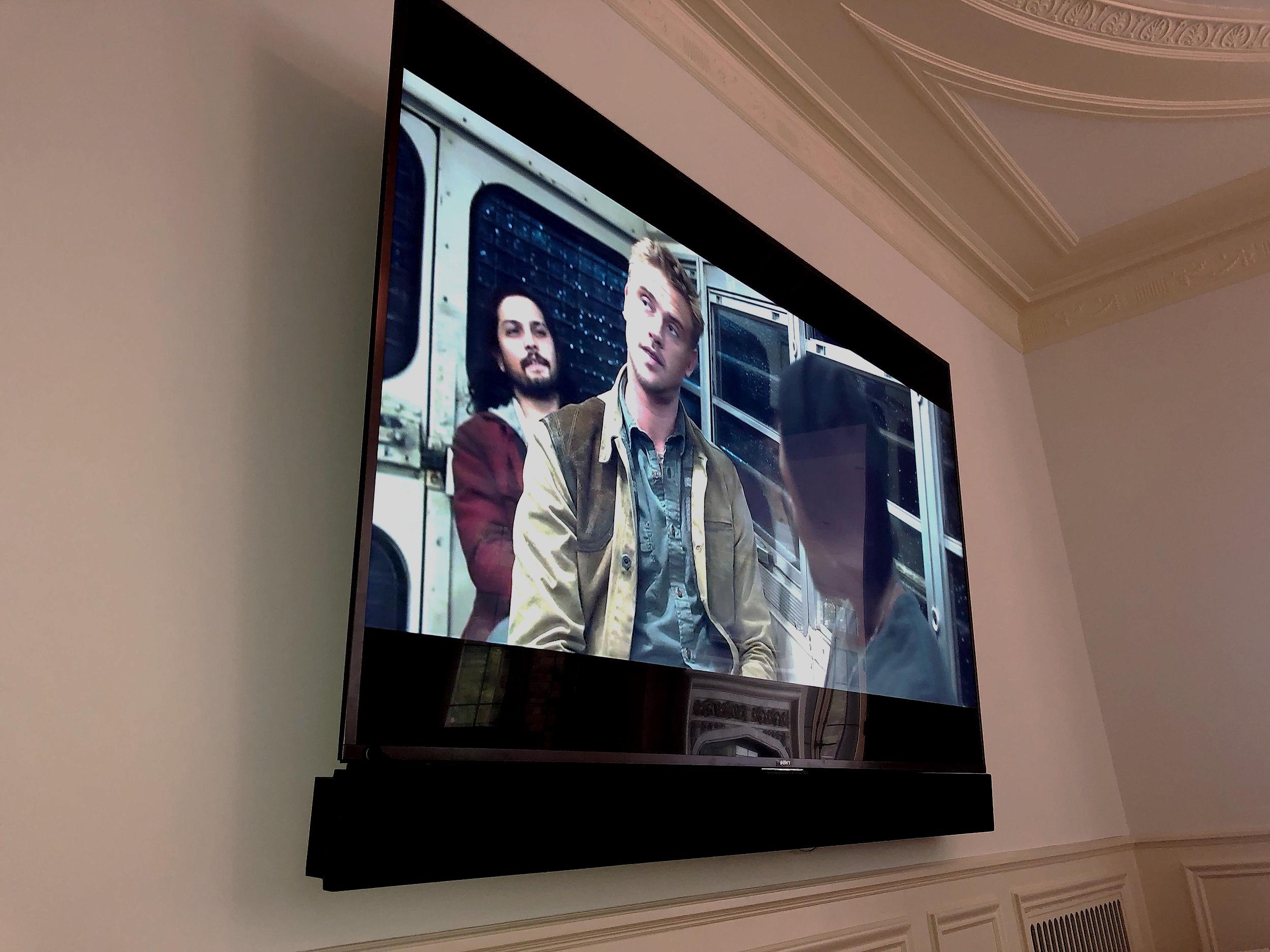 Leon Speakers, custom-fit to TV audiophile quality soundbars, superb fit and finish.
