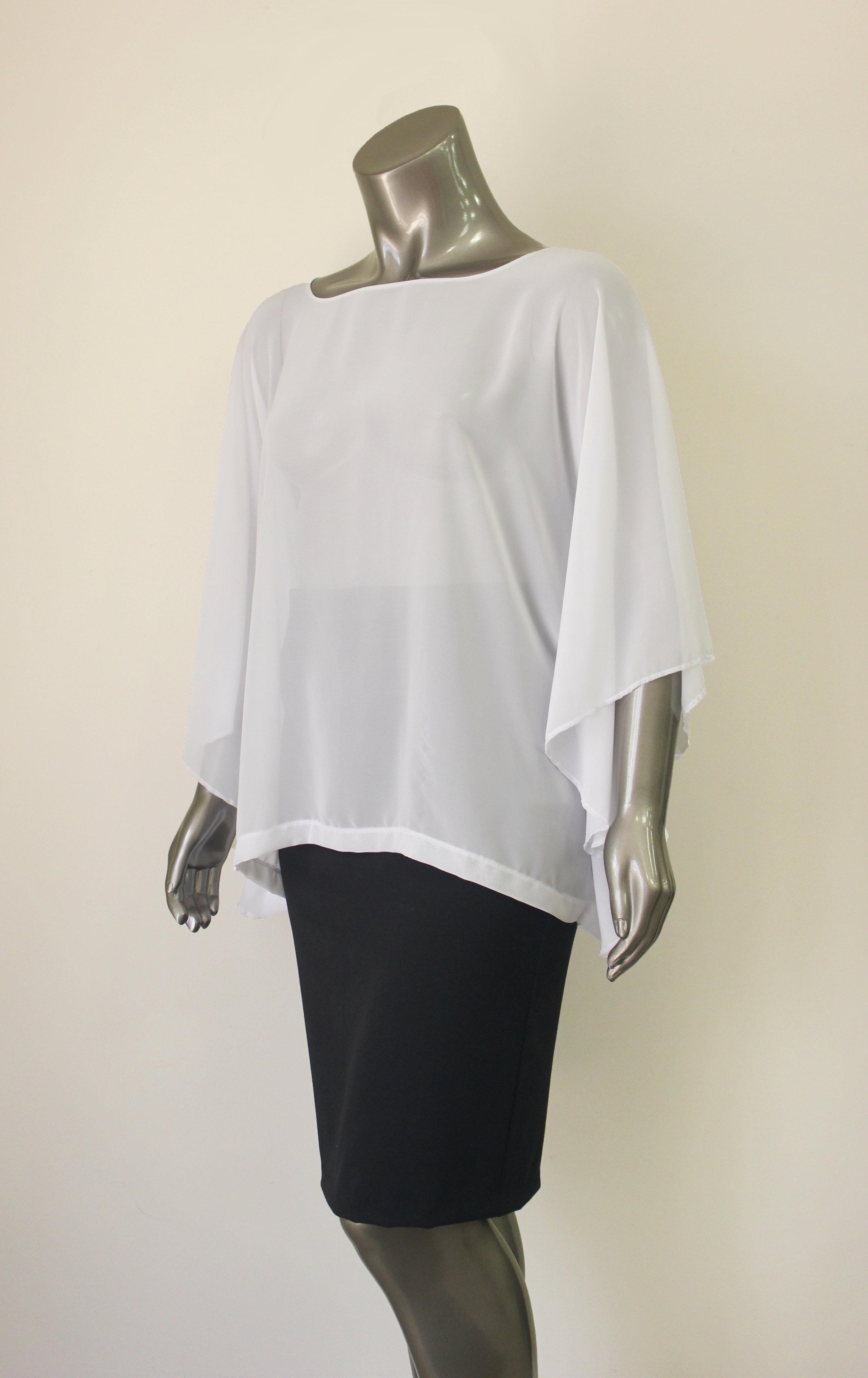 White Blouse - $120 CAD