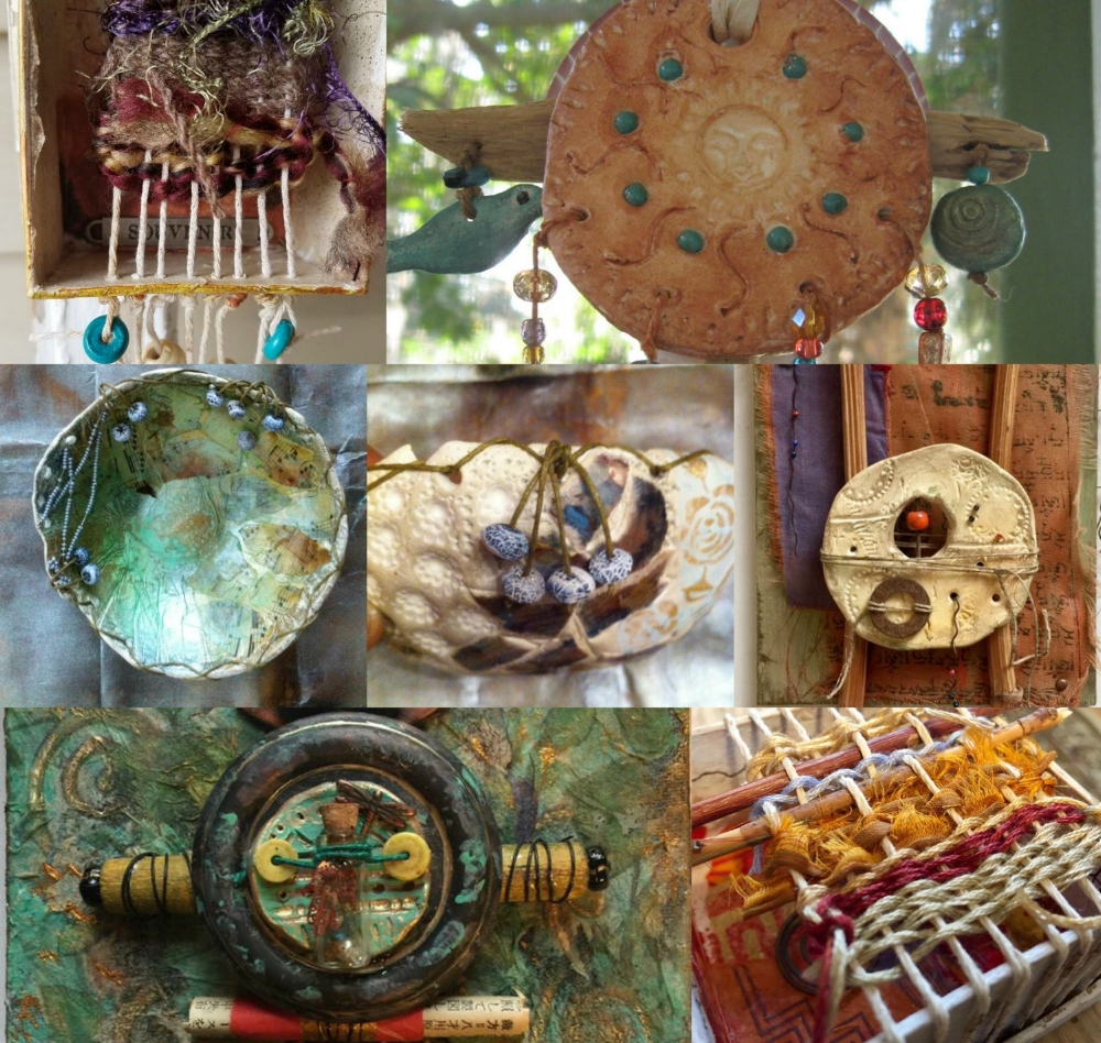 Magical student work from Victory Shields and Wisdom Keepers... just imagine what you could make with me as your guide!