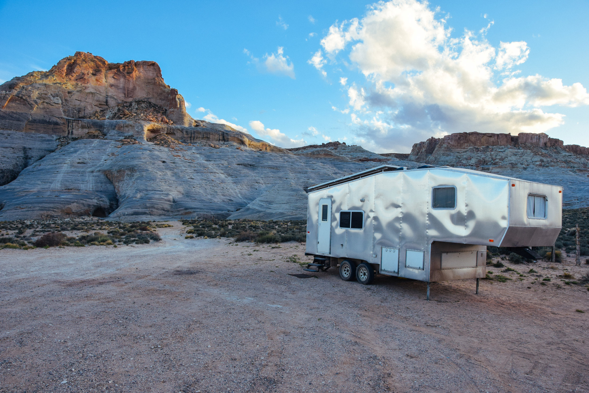 Some boondocking spots are almost too good to be true.
