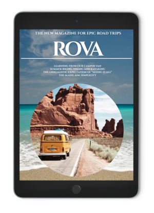 - Did you know that you can get all the goodness of the ROVA print edition in digital format?If you are already a digital subscriber to ROVA, click through the cover to log in and access the online edition.If you'd like to subscribe to the digital edition, click through the cover to sign up.