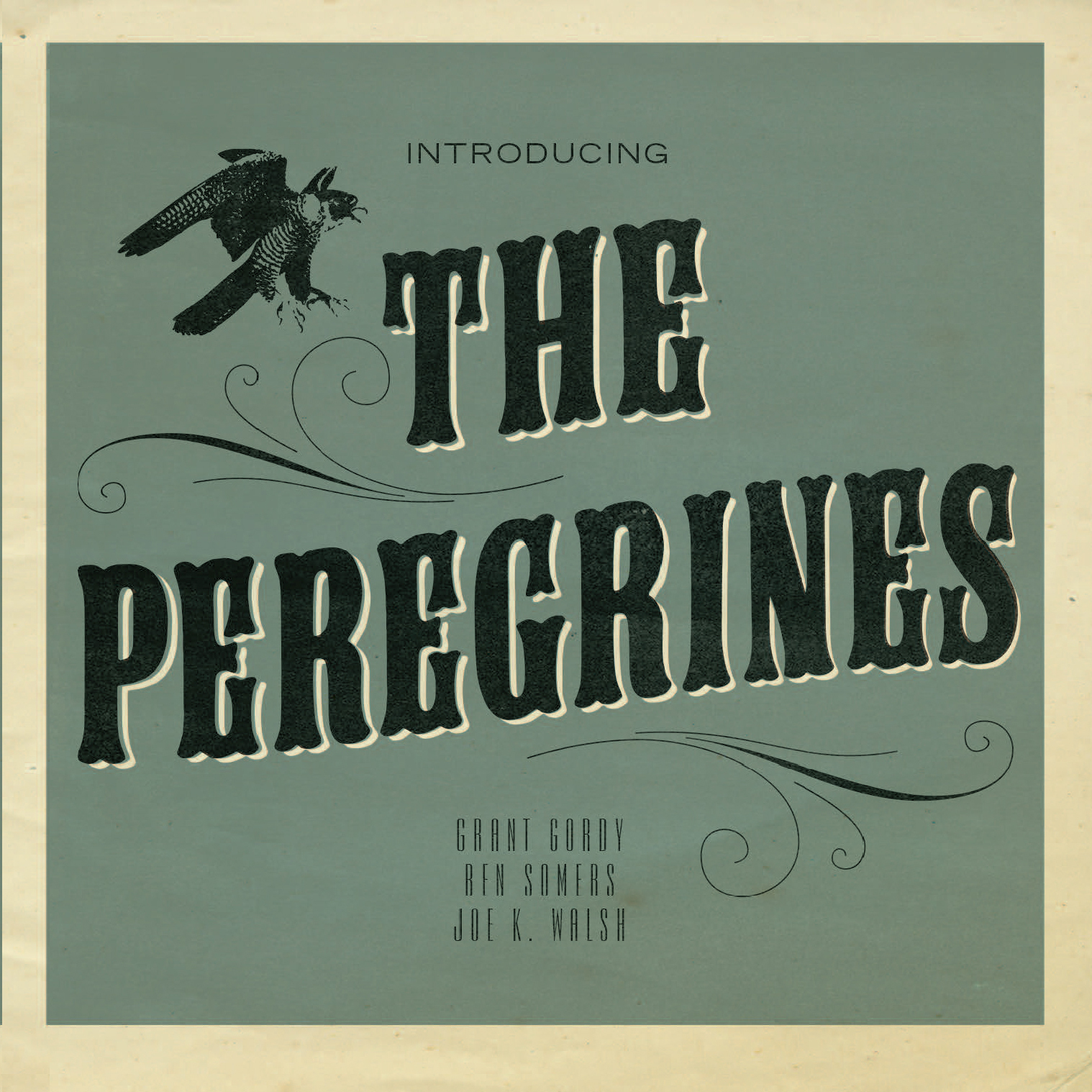 Artist:  The Peregrines   Title:  Introducing   Credit:  Additional Recording / Mixing / Mastering   Year:  2016