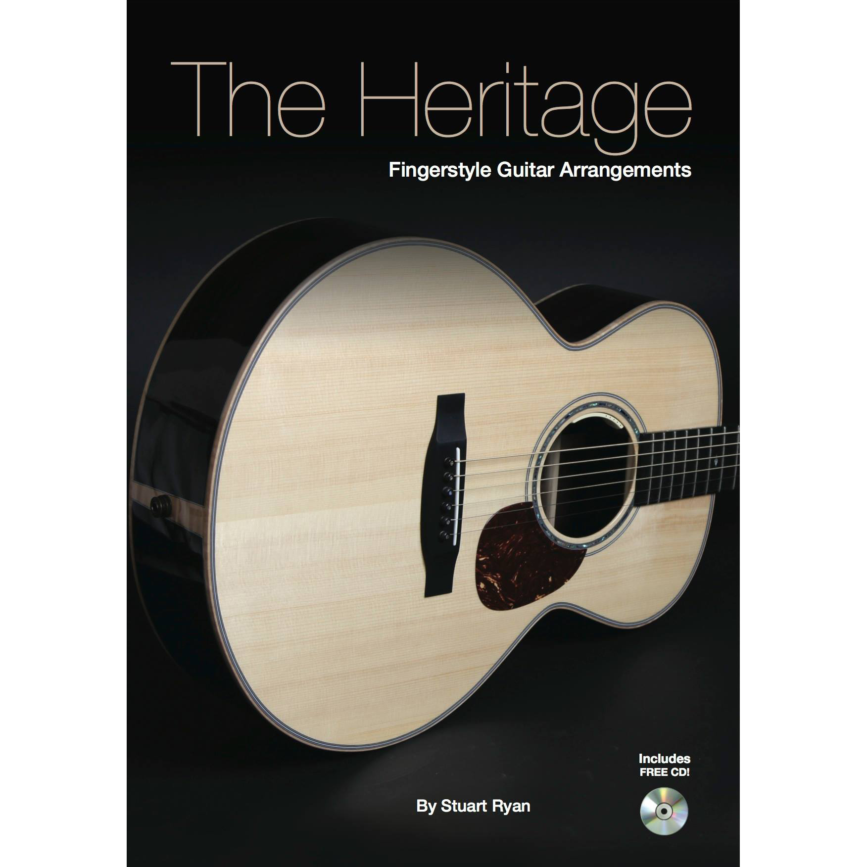 Artist:  Stuart Ryan   Title:  The Heritage (Book)   Credit:  Mastering   Year:  2016