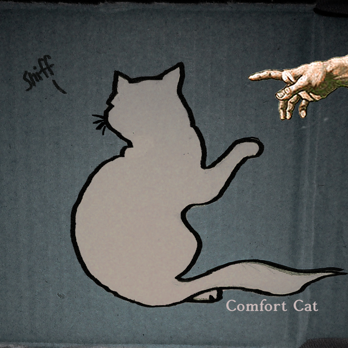 Artist:  Comfort Cat   Title:  sniff   Credit:  Mastering   Year:  2014