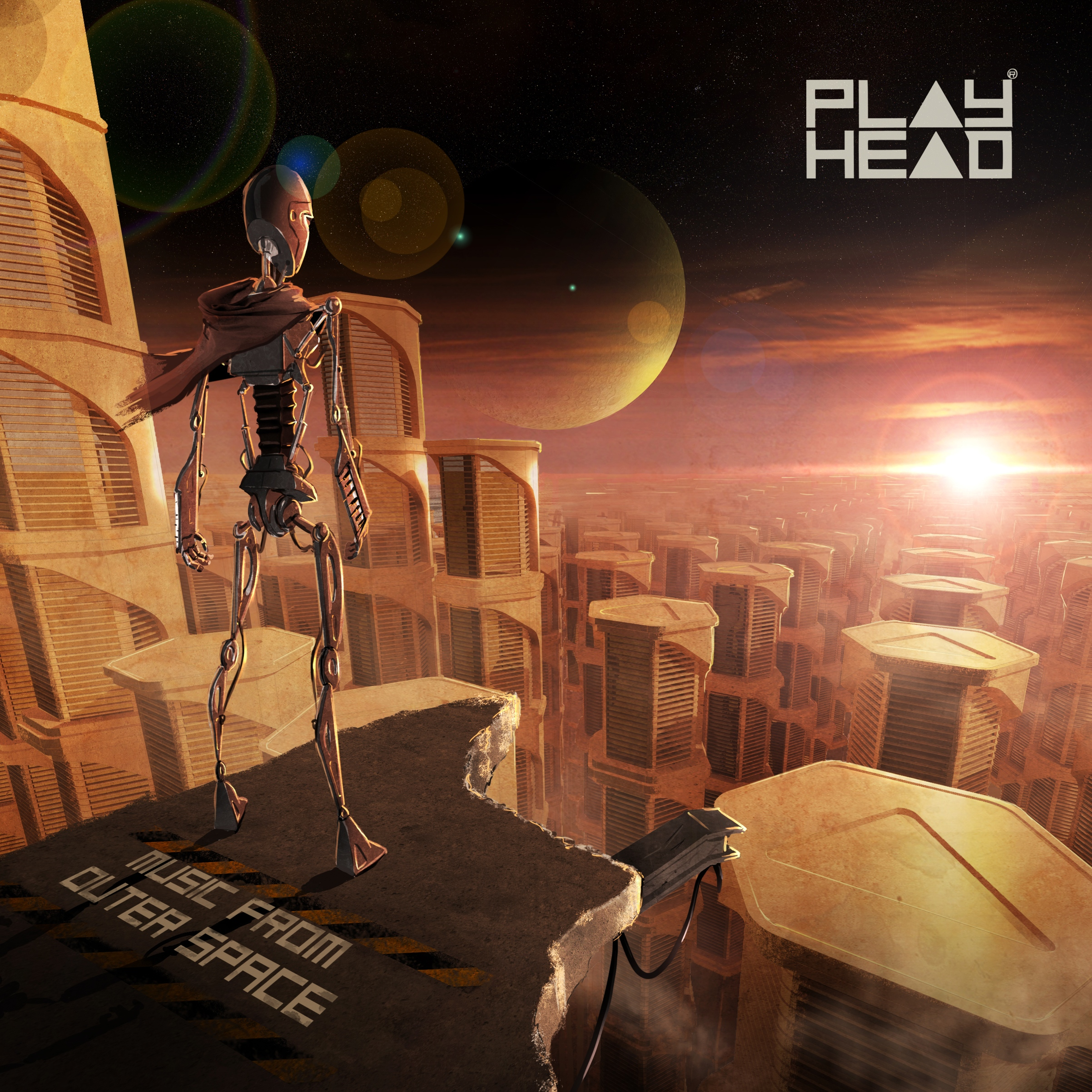 Artist:  PlayHead   Title:  Music From Outer Space   Credit:  Mastering   Year:  2013