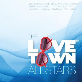 Artist:  Various   Title:  The Love Town Allstars   Credit:  Mastering   Year:  2013