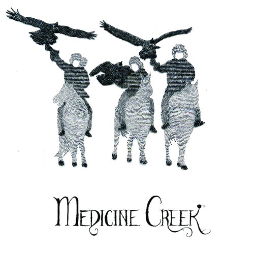 Artist:  Medicine Creek   Title:  EP   Credit:  Recording, Mixing, Mastering   Year:  2012