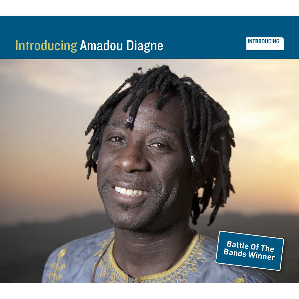 Artist:  Amadou Diagne   Title:  Introducing   Label:  World Music Network   Credit:  Recording, Mixing, Mastering   Year:  2011