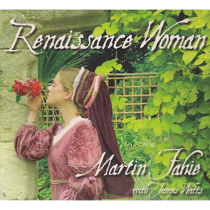 Artist:  Martin Fahie   Title:  Renaissance Woman   Credit:  Recording, Mixing, Mastering   Year:  2008