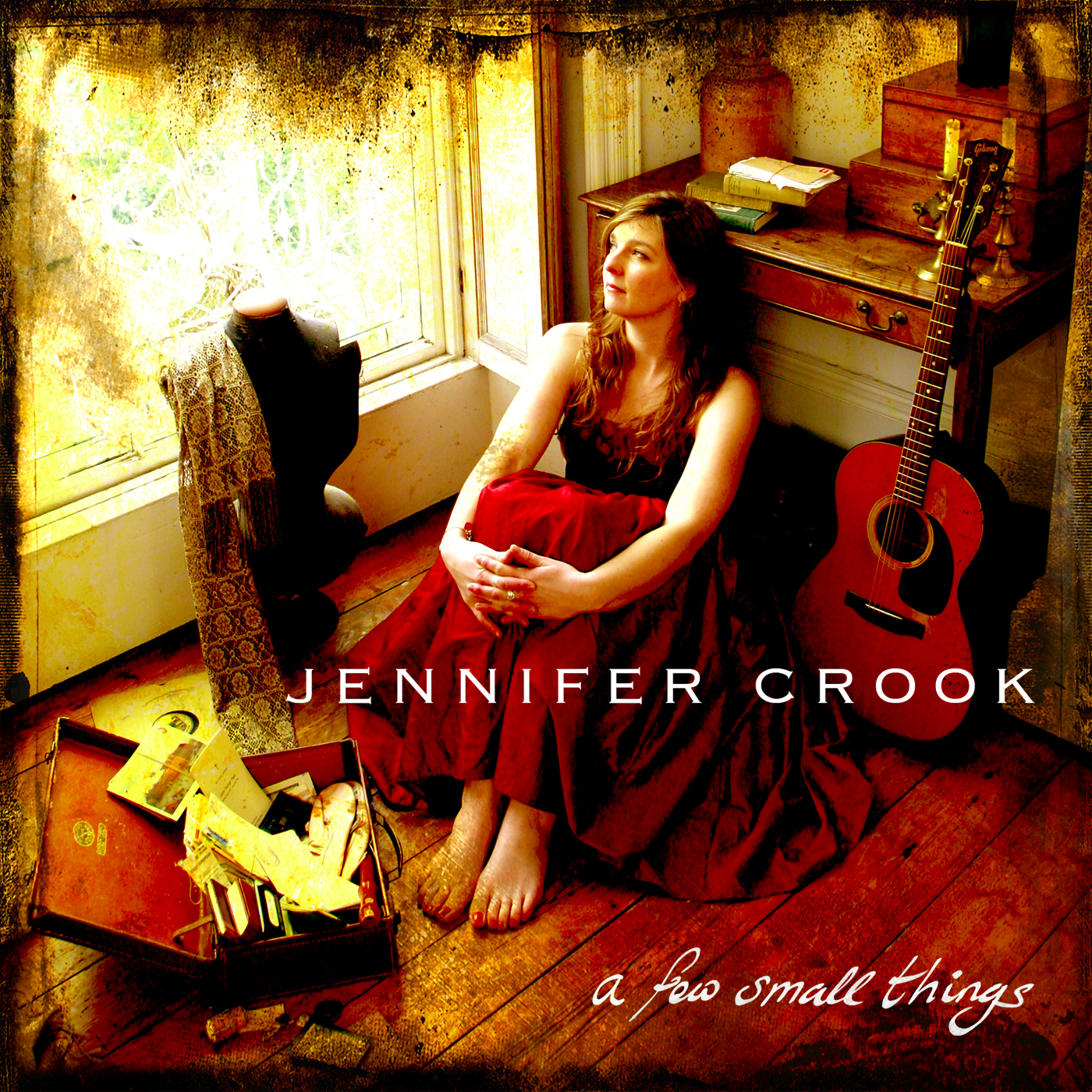 Artist:  Jennifer Crook   Title:  A Few Small Things   Credit:  Performer, Recording, Mixing   Year:  2008