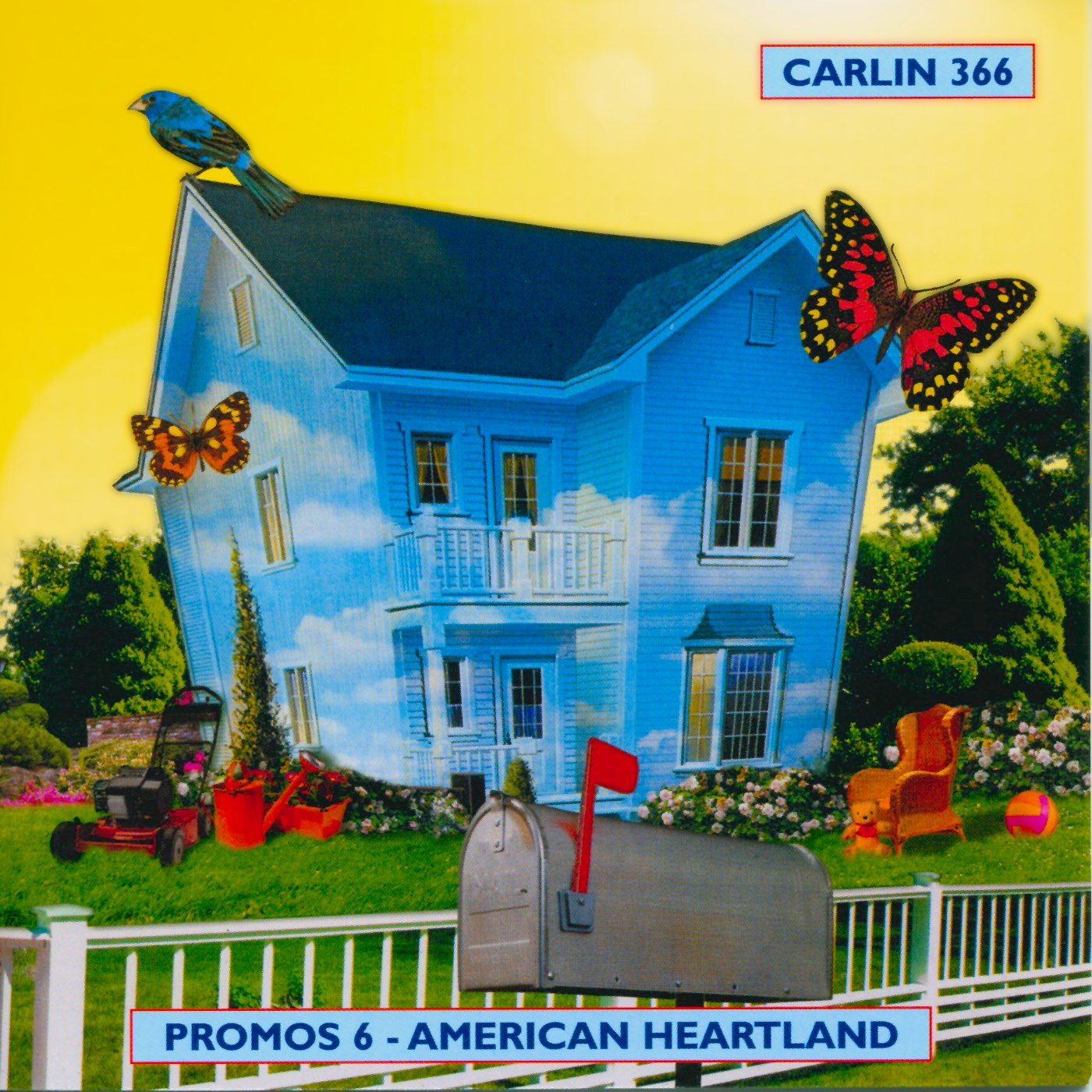 Artist:  Leon Hunt & Josh Clark   Title:  American Heartland   Label:  Warner Chappell   Credit:  Composer, Co-Producer, Recording, Mixing, Mastering   Year:  2005