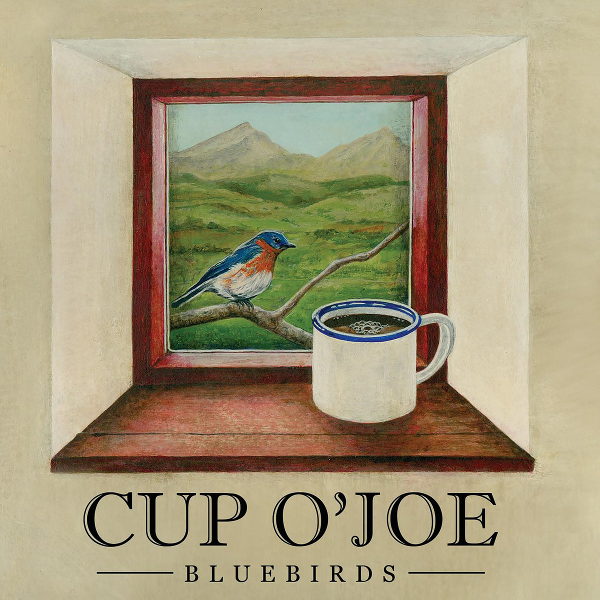 Artist:  Cup O'Joe   Title  :  Bluebirds   Credit:  Mastering   Year:  2016