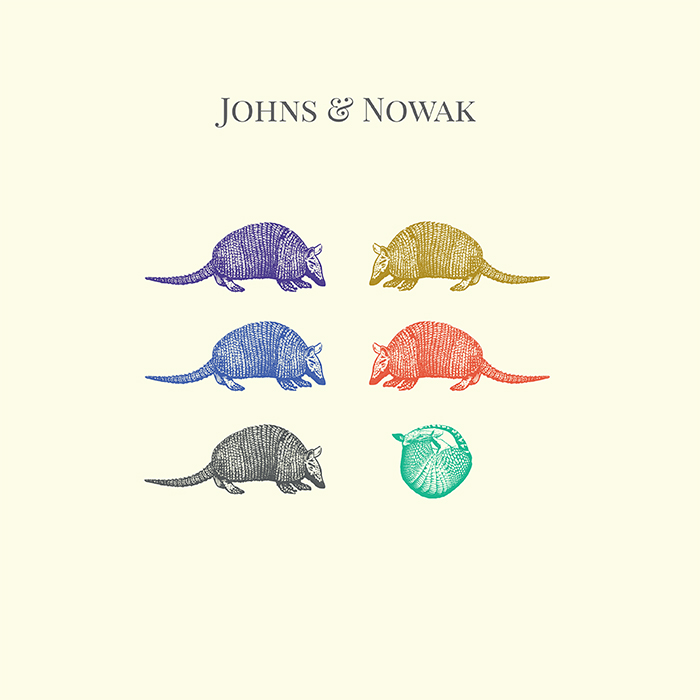 Artist:  Johns & Nowak   Title:  Johns & Nowak    Credit:  Recording, Mixing, Mastering   Year:  2016