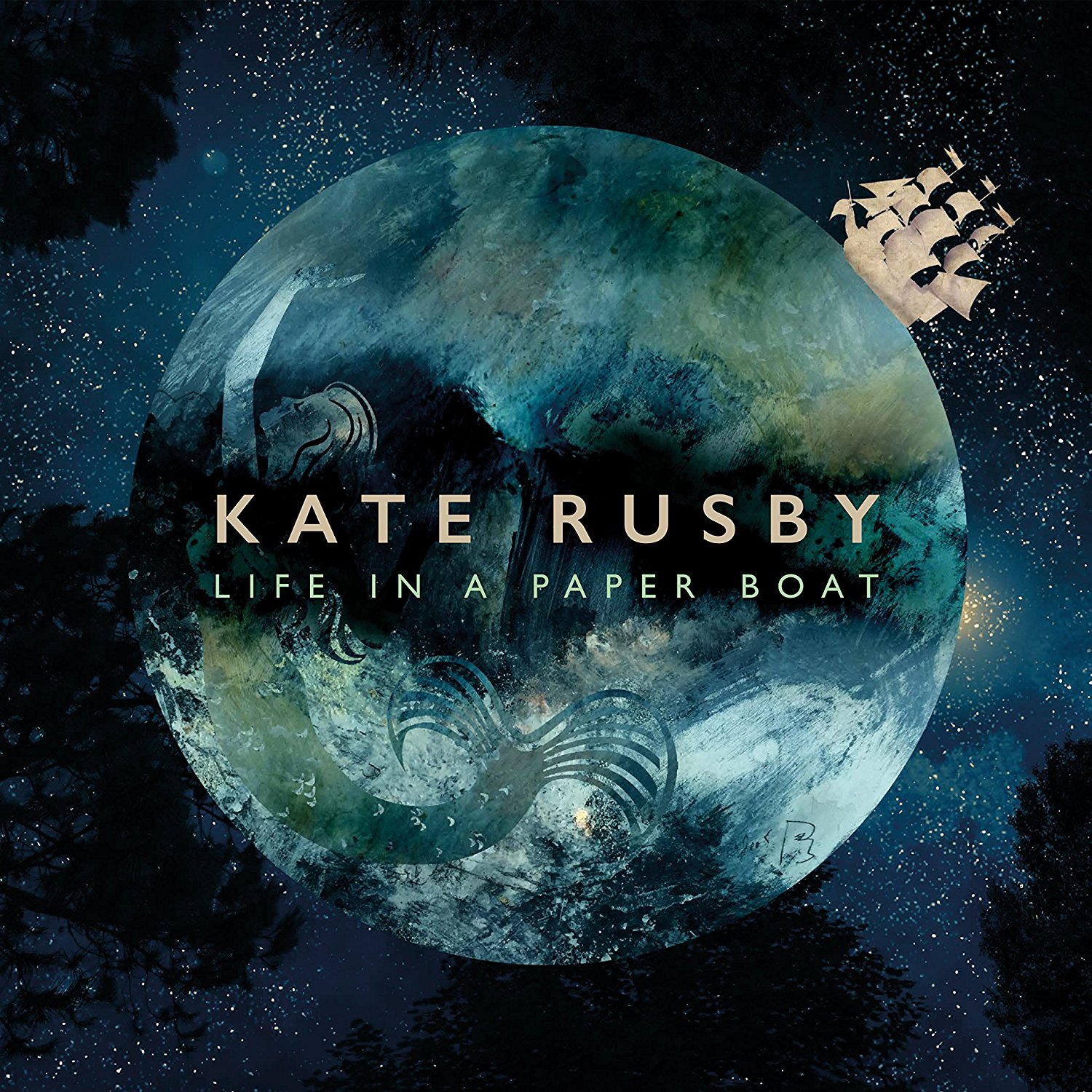 Artist:  Kate Rusby   Title:  Life in a Paper Boat   Label:  Pure Records   Credit:  Mixing, Performer (Percussion / Programming)   Year:  2016
