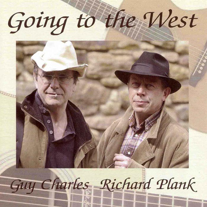Artist:  Guy Charles & Richard Plank   Title:  Going to the West   Credit:  Additional Engineering   Year:  2008